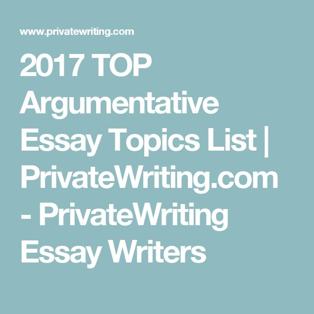 Top college essay topics