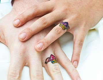 Pin By Sarah Bruner On Beauty Pinterest Ring Tattoos Tattoos