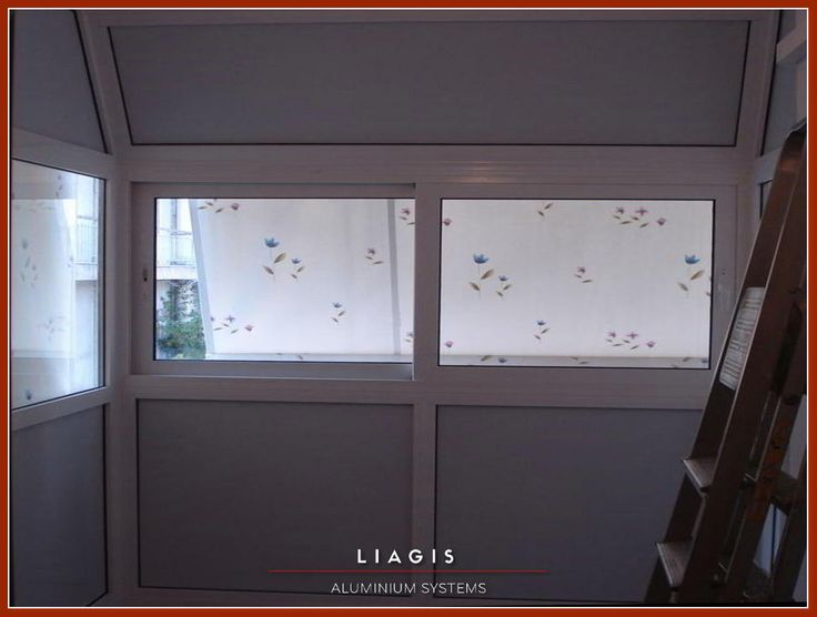 Κατασκευή δωματίου από αλουμίνιο
