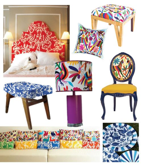 otomi pattern products
