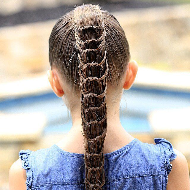 33 best Kids - Tween Hairstyles images on Pinterest   Hair dos ...