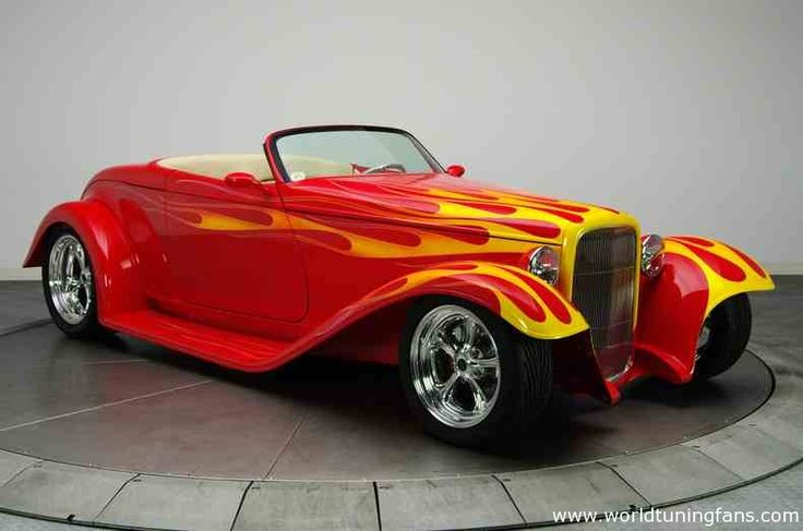 1932 Ford Roadster Hotrod <3 Awesome...