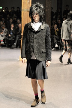 Comme des Garçons Fall 2012 Menswear