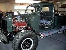 1957 Dodge Power Wagon.