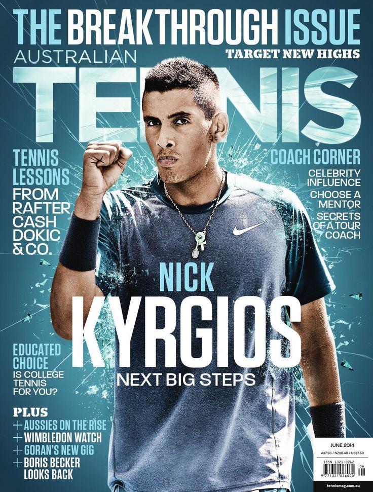 #ClippedOnIssuu from Australian Tennis Magazne - June 2014