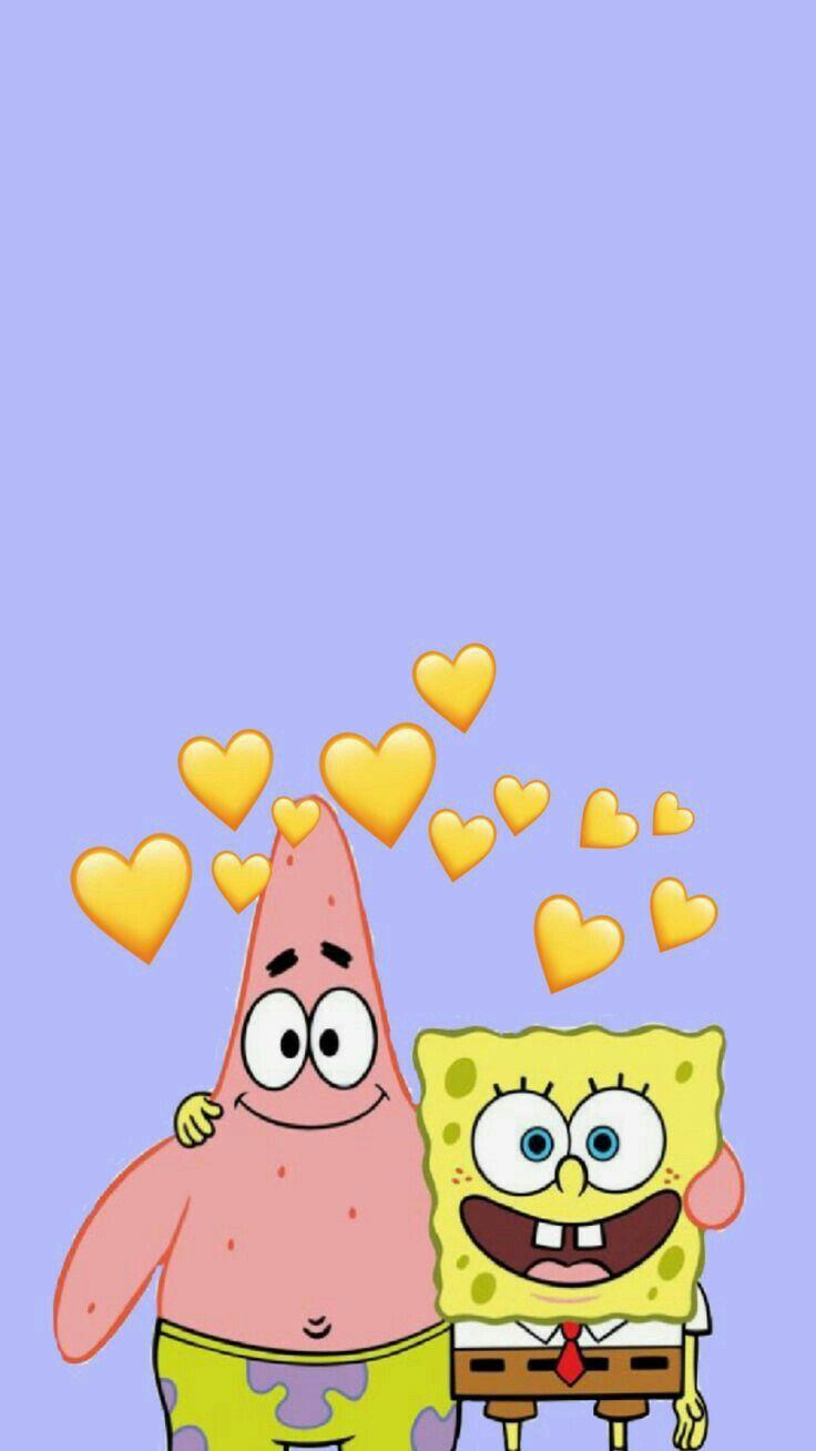 Cute Spongebob Wallpaper Tela De Fundo Em 2019 Ideias De Papel De Parede Papel