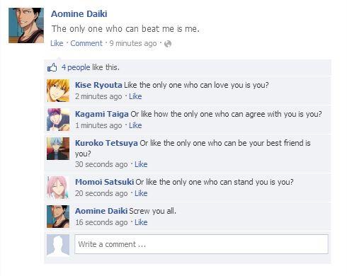 You is You. xDD   via Facebook