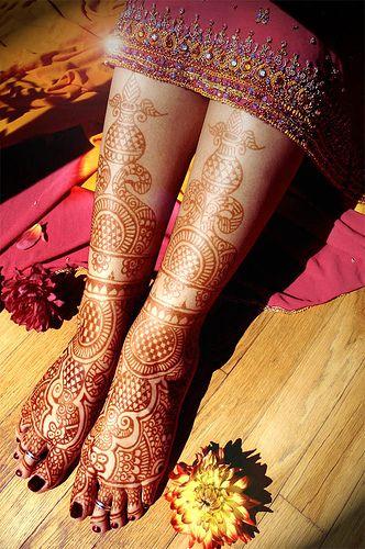 Mehndi Designs: Marwari Mehndi Designs