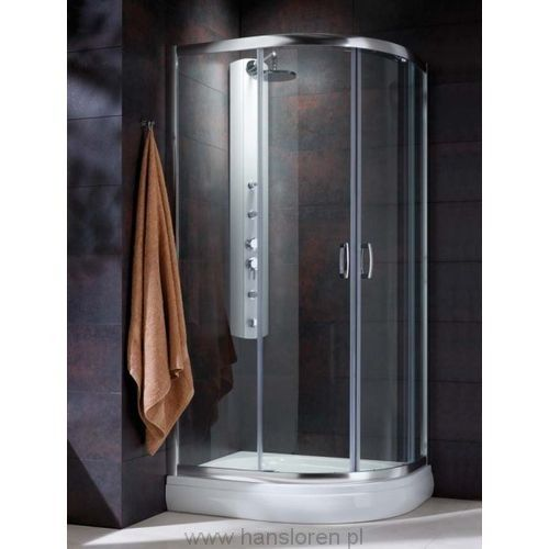 Premium Plus E Radaway kabina asymertyczna 120x90 1900 chrom przejrzyste - 30493-01-01N  http://www.hansloren.pl/Kabiny-RADAWAY/245