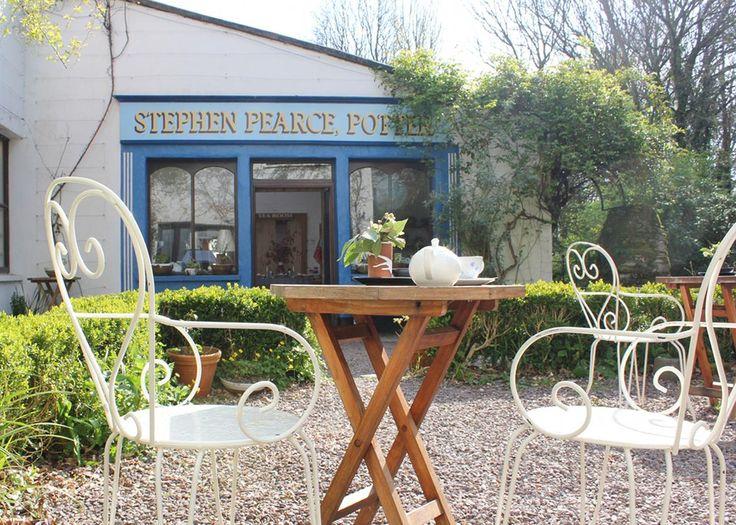 Stephen Pearce Pottery, Shanagarry, Co. Cork.