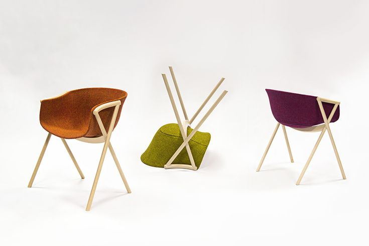 BAI dining chair - ander lizaso product design