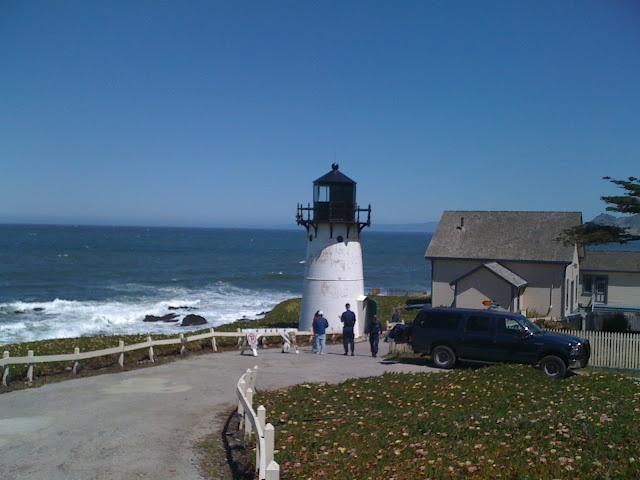San Mateo County - Point Montara Lighthouse