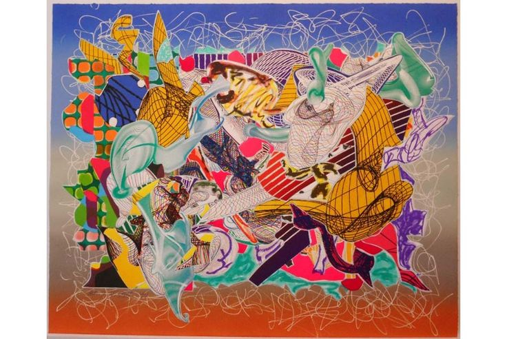 Anders Wahlstedt Fine Art opens an exhibition of select prints by Frank Stella http://artdaily.com/news/94478/Anders-Wahlstedt-Fine-Art-opens-an-exhibition-of-select-prints-by-Frank-Stella#.WM-Rp3eZMdU