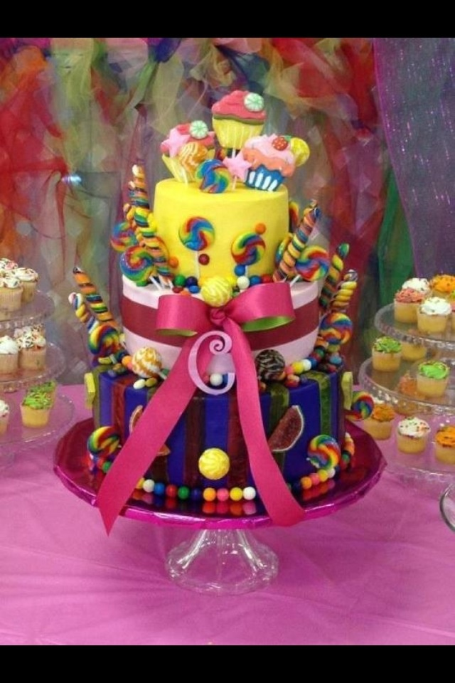 candy land baby shower cake baby shower pinterest baby shower