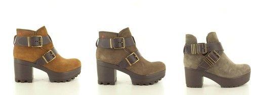 Olá queridas (= Precisam de comprar umas botinhas novas mas ainda não acharam as ideais? Então aqui ficam algumas sugestões de botas e botins que podes encontrar na loja Seaside. Escolhe as tuas favoritas para arrasar neste Outono/Inverno com a marca portu...