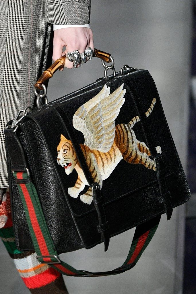 Gucci's Newest Collection of Handbags and Shoes