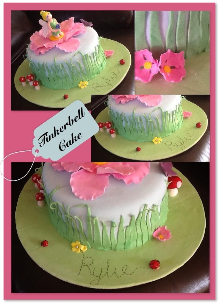 My little fairy cake