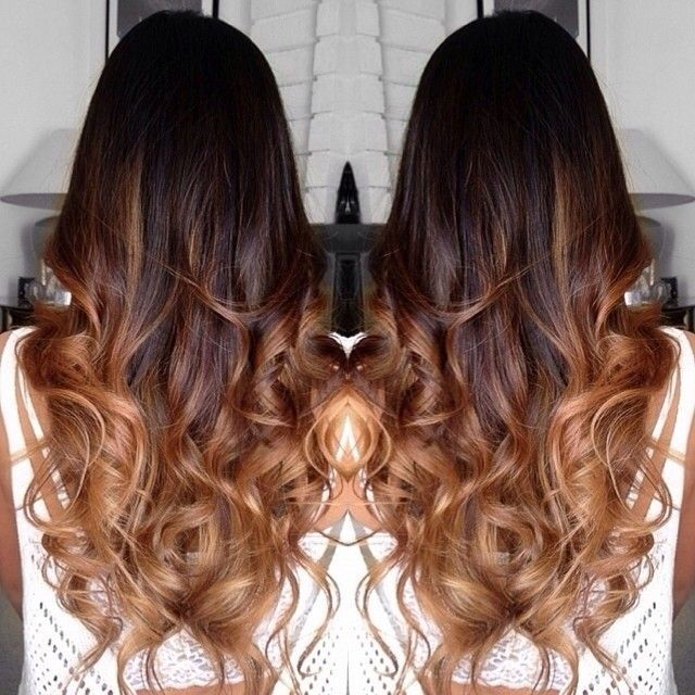 Best 25 caramel ombre ideas on pinterest caramel balayage dark brown hair with caramel ombre straight hair google search urmus Image collections