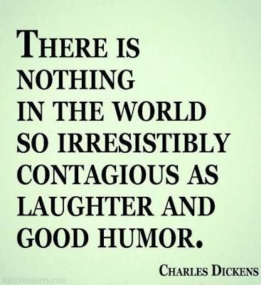 Laughter and Good Humour indeed so Bella's and Beau's. A Blessed and Happy week to you all. ♥Bella♥