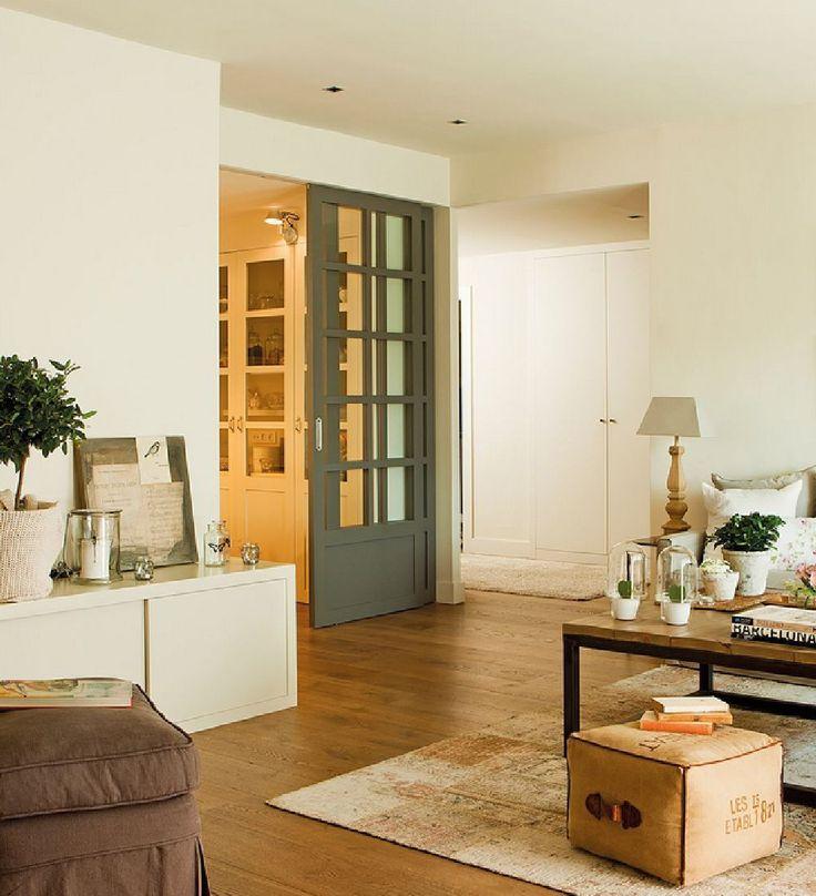 adelaparvu.com despre locuinta Spania din doua apartamente mici, designer Sandra Mora, Foto ElMuelble (5)