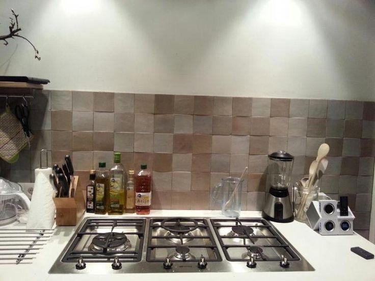 25 beste idee n over blauwgroene keuken op pinterest boheemse keuken lichte keukens en - Mozaiek del sur ...