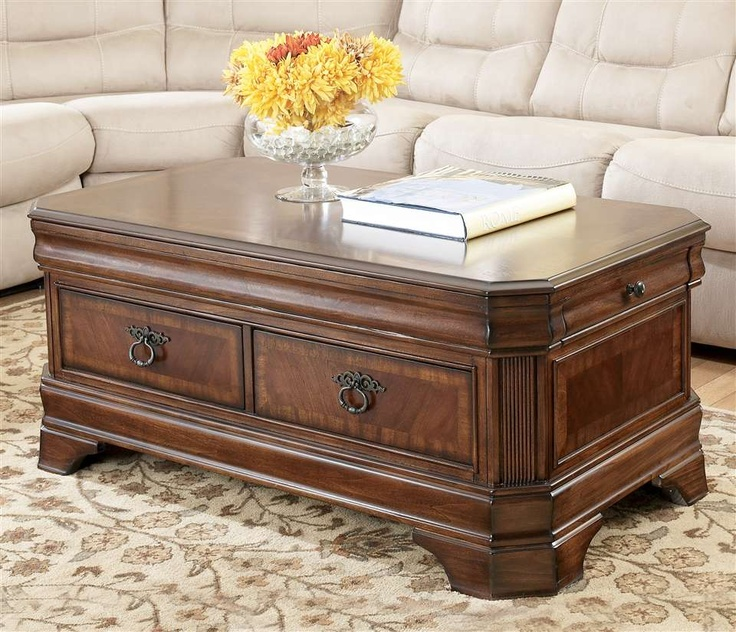 Shop For The Signature Design By Ashley Hamlyn Rectangular Lift Top  Cocktail Table At Reids Countrywide Furniture   Your Thunder Bay, Lakehead,  Port Arthur, ...