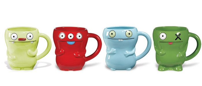 Ugly Doll Mugs