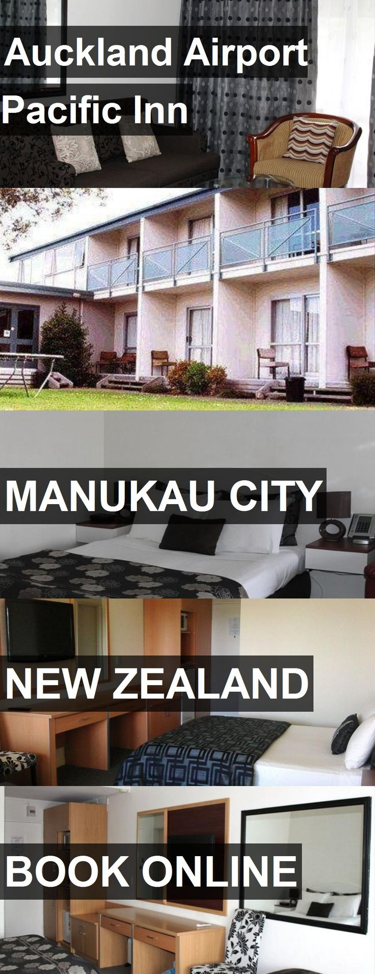Hotel Auckland Airport Pacific Inn in Manukau City, New Zealand. For more information, photos, reviews and best prices please follow the link. #NewZealand #ManukauCity #AucklandAirportPacificInn #hotel #travel #vacation