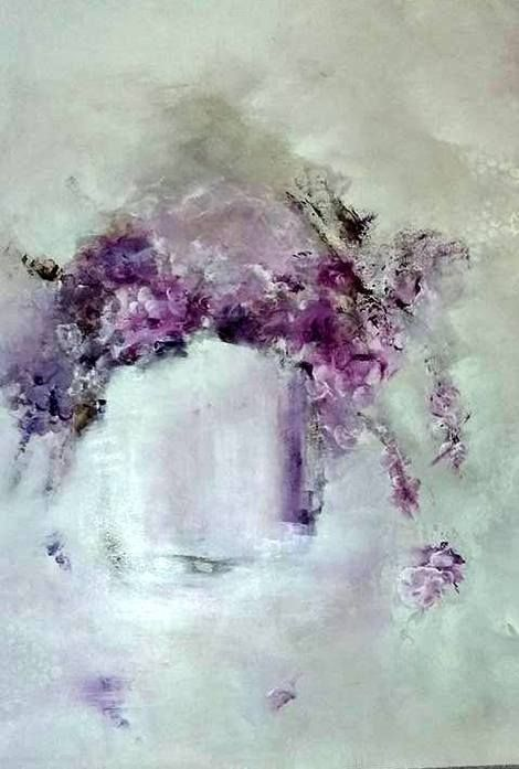 Solfrid Skarseth, Acrylic on canvas 50*70 on ArtStack #solfrid-skarseth #art