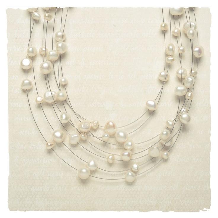 Pearls In Orbit NecklaceArhausjewel Com, 100 00 Arhausjewel, Necklaceth Country, Artisan Jewelry, Jewelry Suits, Arhaus Jewels, Orbit Necklaces Th, Country Doors, Handmade Jewelry