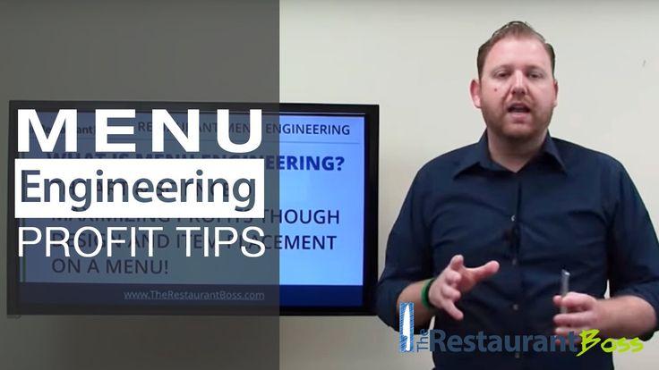 What is Menu Engineering