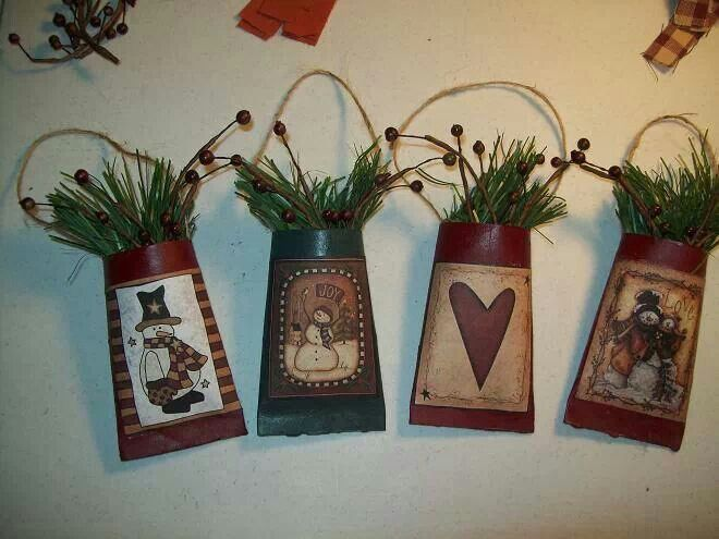 toilet paper roll ornaments crafts pinterest toilet