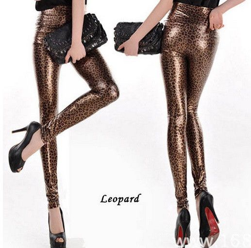 Women's Snake Print Leggings