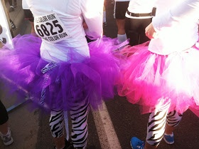 Life's All About the Small Things: THE COLOR RUN AZ