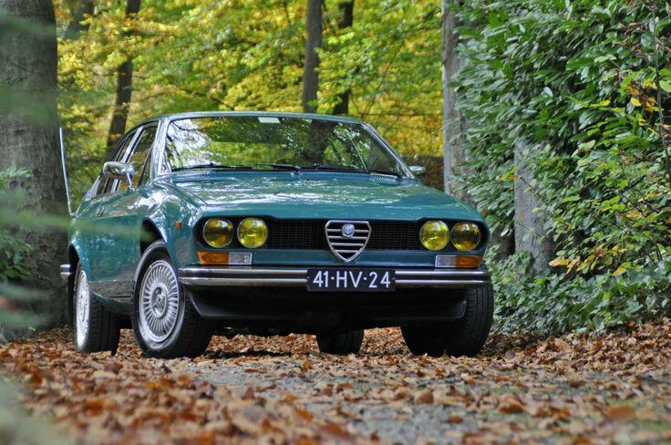 Alfa Romeo Alfetta GT 1800