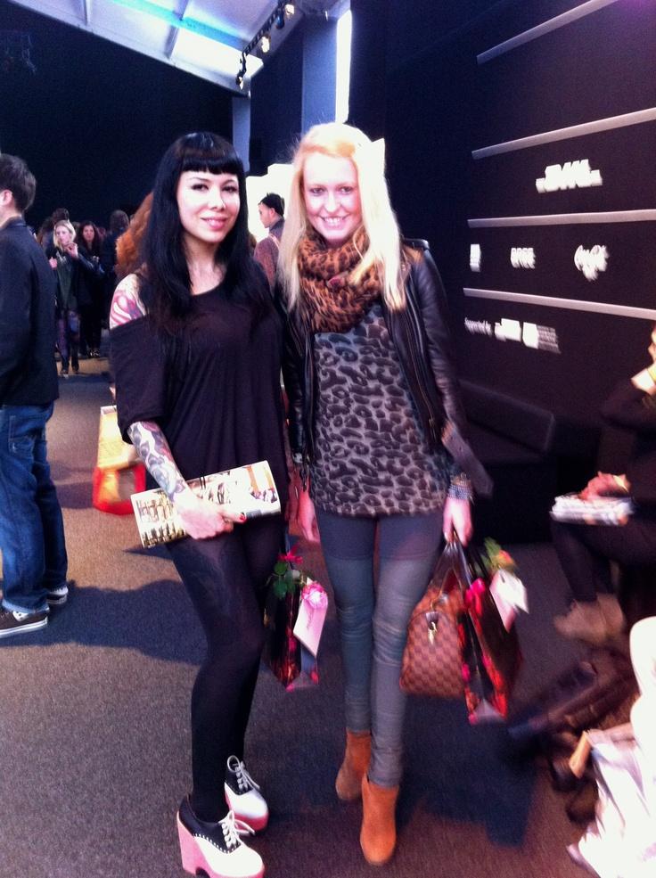 VAN GRAAF Social Media Team @ Berlin Fashion Week