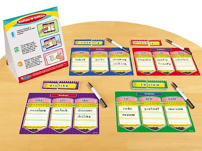 Phonics Instant Learning Centers - Complete Set at Lakeshore Learning