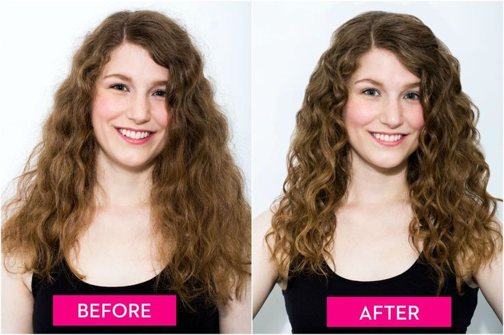 How To Get Perfect Curls Using A Diffuser