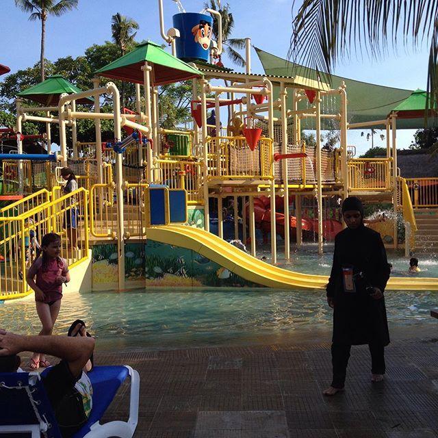 Kid park #exploramum @waterbombali #waterbombali #kid park