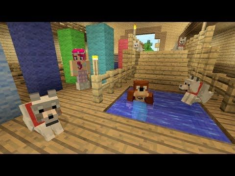 ▶ Minecraft Xbox - Stampy's Wolf Pack [109] - YouTube