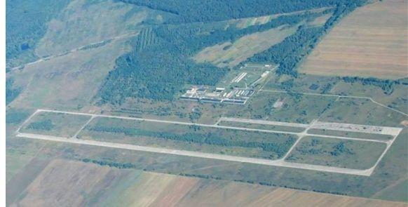 Россияне за 10 дней восстановили разворованный военный аэродром на границе с Украиной   СЛЕД.net.ua