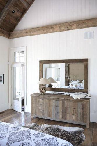 les 111 meilleures images propos de meubles bois de grange sur pinterest bois rustique. Black Bedroom Furniture Sets. Home Design Ideas