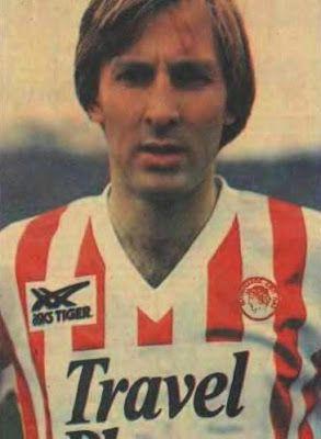 Γούναρης Γιάννης. Θεσσαλονίκη. (1952). Αμυντικός. Από το 1983-1985. (50 συμμετοχές 1 goal ).