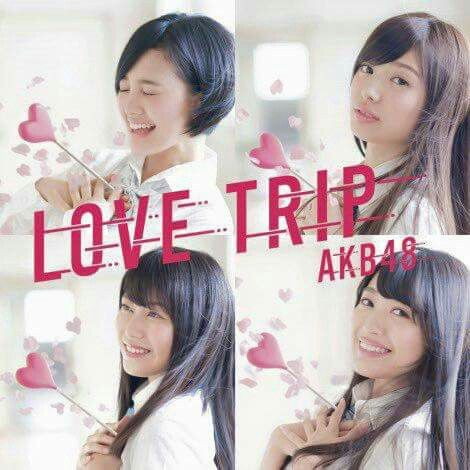 Love Trip CD+DVD Type D AKB48 (Limited Edition)