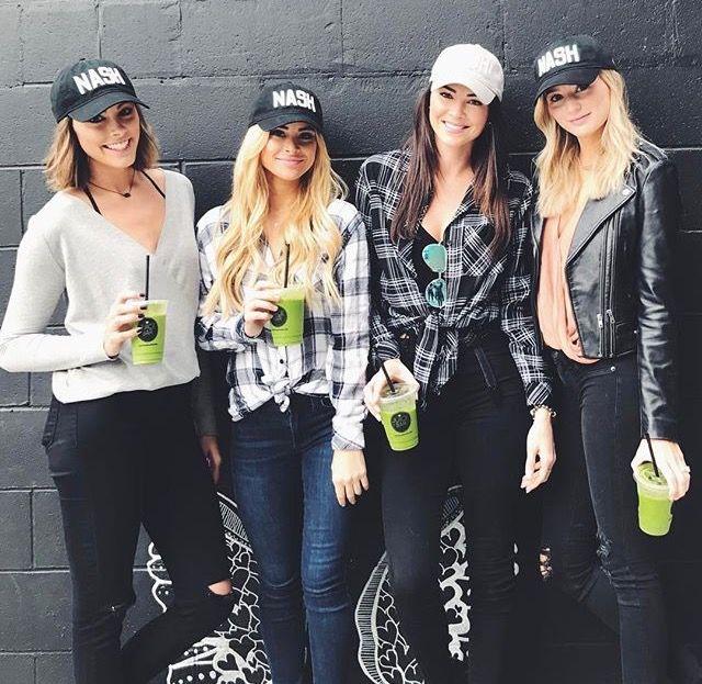 Lace Morris, Amanda Stanton, Jen Saviano, and Lauren Bushnell
