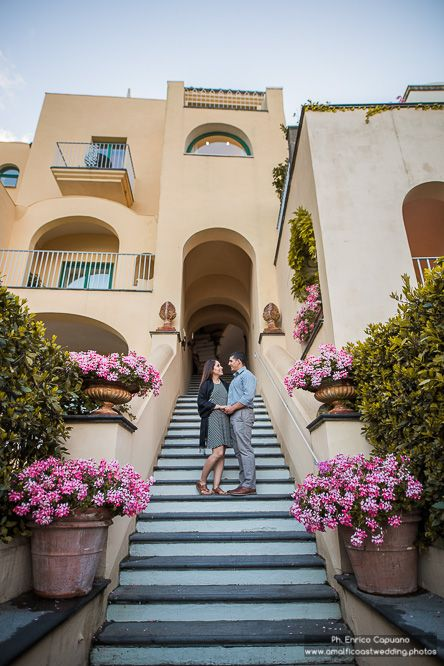 Luxury engagement inspiration Photography in Ravello on the Amalfi Coast, Italy.  Location: Belmond Caruso, Ravello Photography by Enrico Capuano Photographer • http://www.amalficoastwedding.photos/