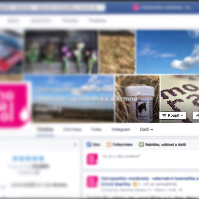"""Nyní pro vás máme na Facebooku připravenou novou funkci """"koupit"""", která vám pomůže zrychlit nakupování na našem e-shopu."""