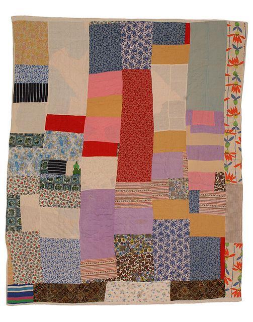 The Improvisational Quilts of Susana Allen Hunter LOVE