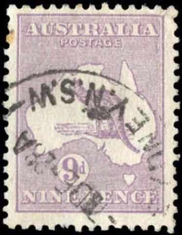 Australia, ##50, F+, Used
