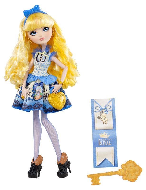 BLONDIE LOCKES - Shop Ever After High Fashion Dolls, Playsets & Toys   Ever After High